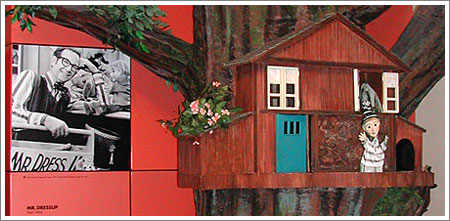 Mr Dressup and the Tree House