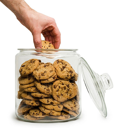 Hand in the Cookie Jar - Canadian Budget